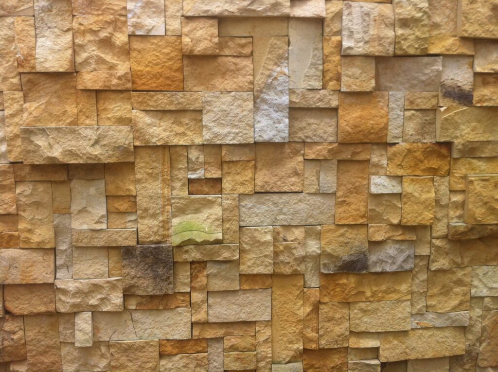 piedra rustica pared colombia