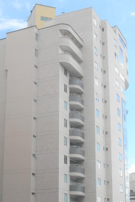 edificio con piedra blanca expoareniscas