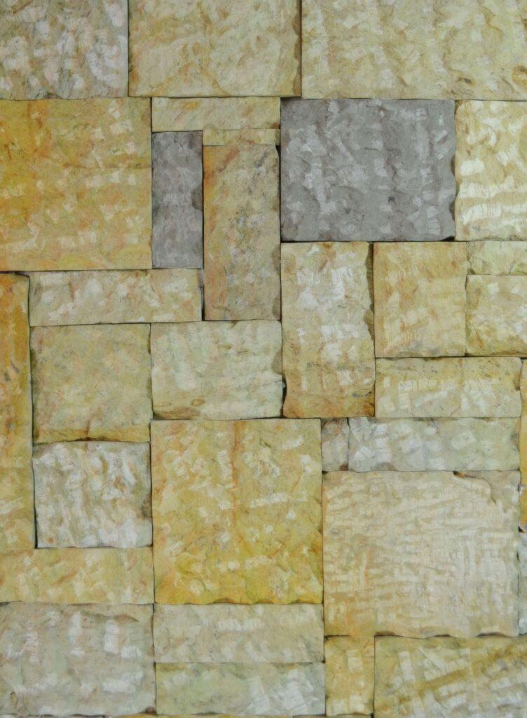 paredes de piedra natural