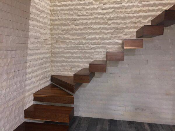 piedra de paredes blanca