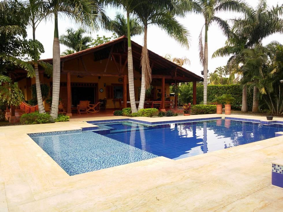 piedra para piscinas Bucaramanga