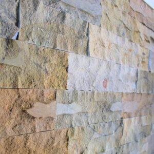 scapezzato pared color ocre colombia