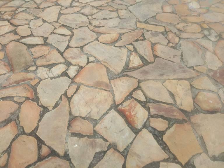 piedra para pisos en lajas