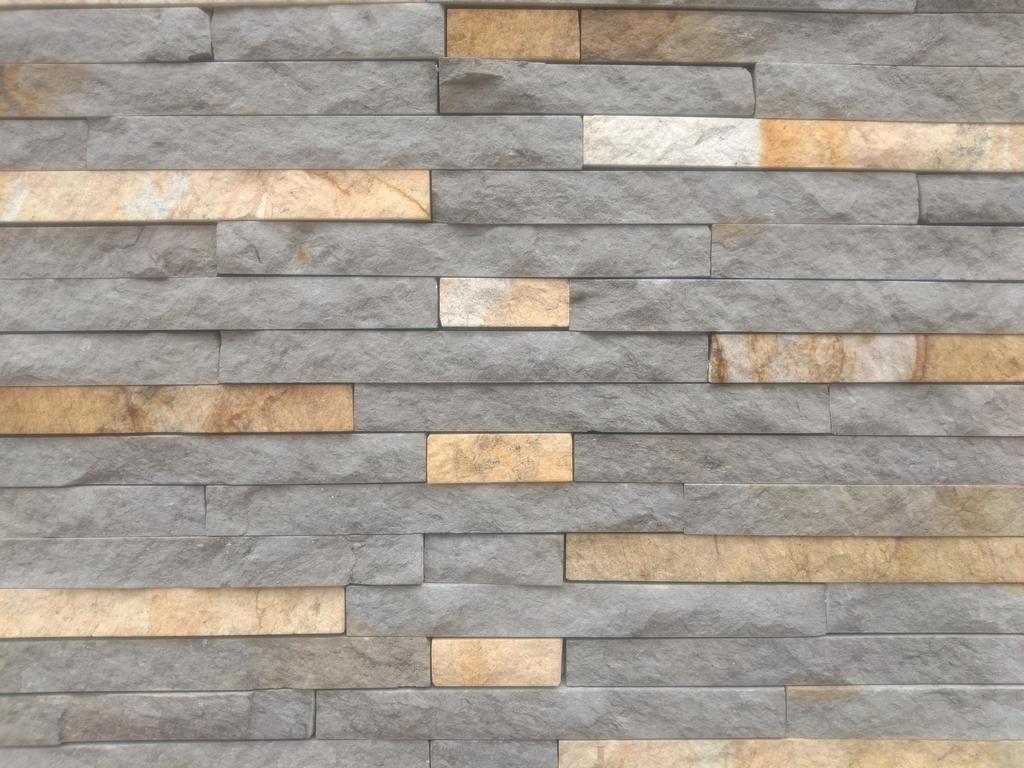 piedra de pared gris